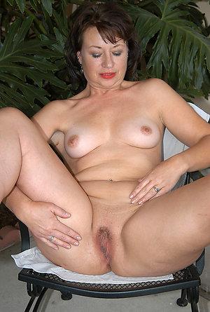 Nude beautiful older women