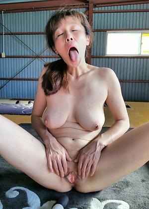 Stunning mature asian wives