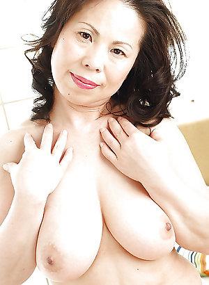Spectacular older asian ladies
