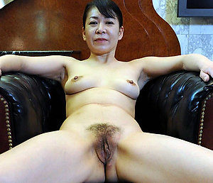 Wonderful old asian pussy pics