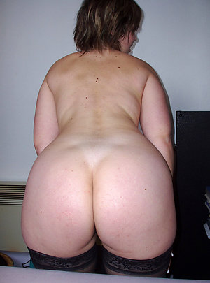 Best pics of mature huge ass