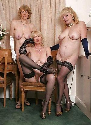 Free mature lesbian orgy