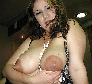 Amateur pics of big nipples mature