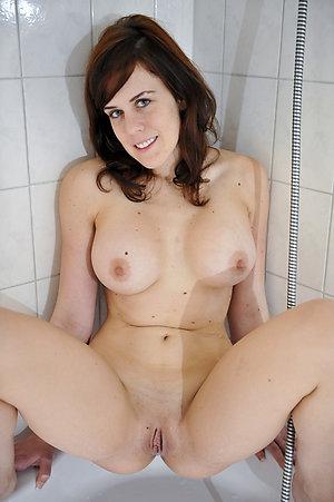 Naughty amateur mature nude photos