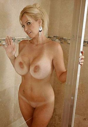 Crazy beautiful mature naked women