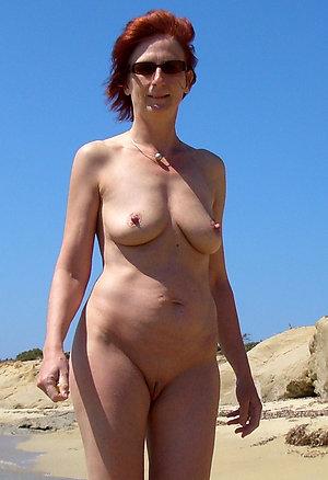 Best pics of nude older women