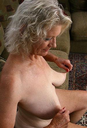 Wonderful saggy tit mature pics