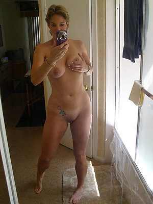 Nude pictures of sexy selfies old lady