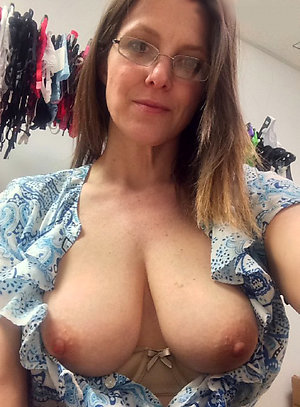Favorite mature girl selfie sexy