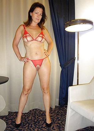 Inexperienced nude women in panties