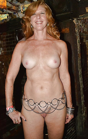 Porn pics of hot older redhead ladies