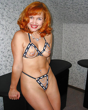 Magnificent nude mature redheads gallery