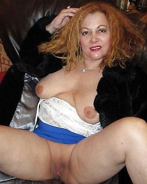 Nude mature redhead blowjob sex pics