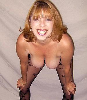 Spectacular redhead matures love porn