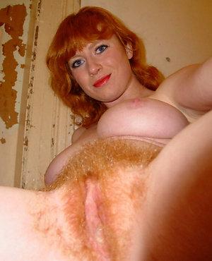 Bombshells redhead women nude photos