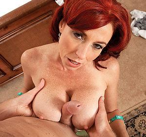 Amazing beautiful redheaded women posing nude