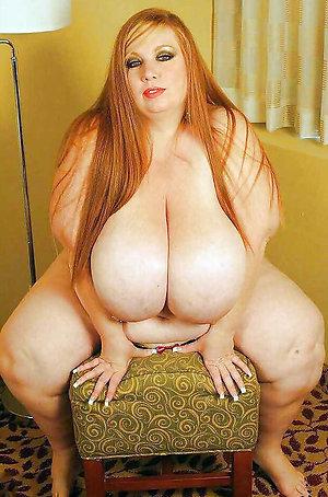 Lovely redheaded women posing nude