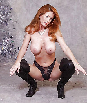 Naked nude redhead older women love porn