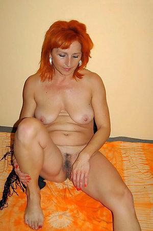 Pretty redhead mature porn pictures
