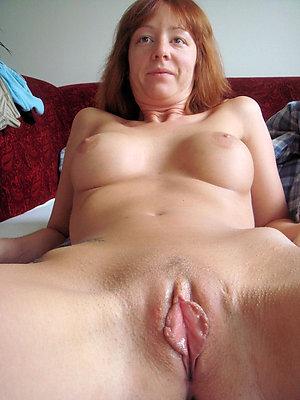 Sexy horny mature redhead pics