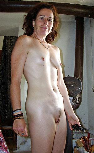 Wonderful skinny mature women xxx