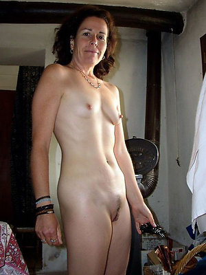 Amazing skinny nude mature pictures