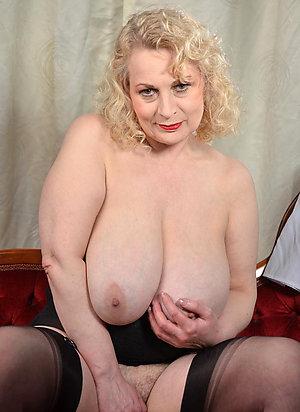Whorey old ladies with huge tits