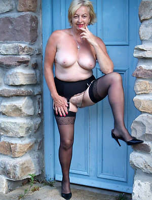 Bitchy womens nylon stockings stripped
