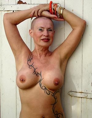 Xxx tattooed mature porn pictures