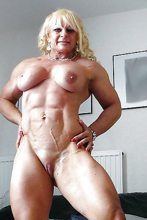 Muscle women nude pictures