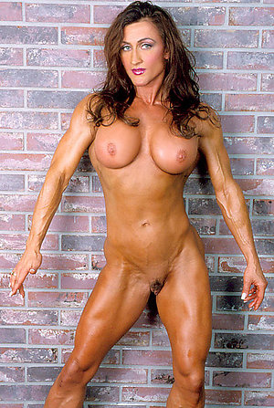 Gorgeous older muscle women porn gallery
