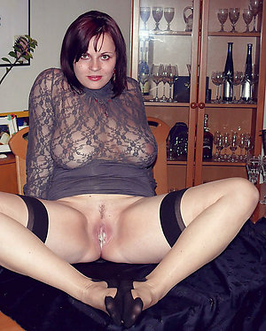 Sweet hairy mature creampies pictures