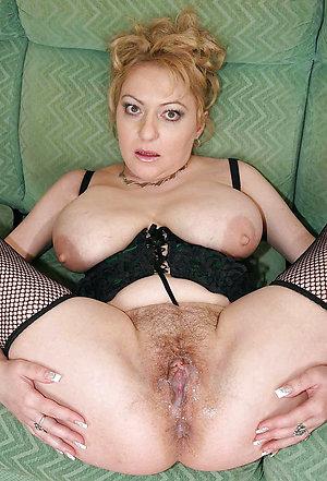 Private mature creampie pussy pics