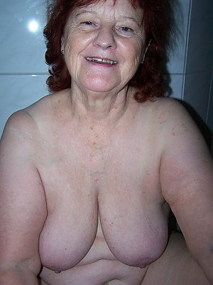 Amateur pics of horny old women
