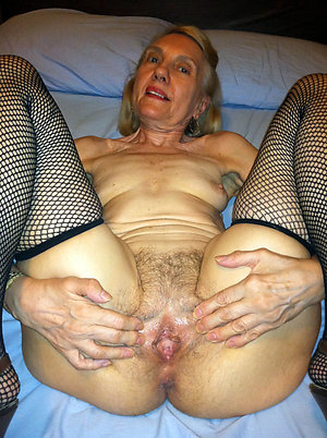 Pretty horny old women amateur pics