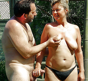 Tempo pics of nude doyenne couples
