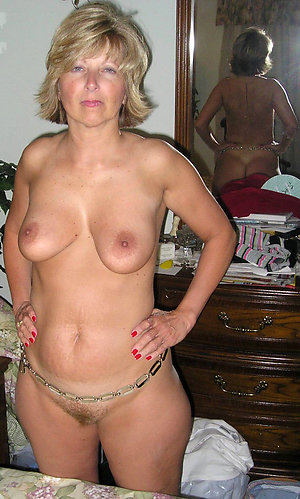Hot free natural mature undress women