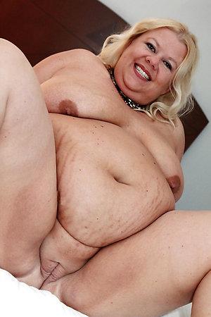Favorite fat mature women