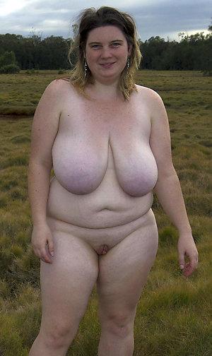 Horny free fat mature pics