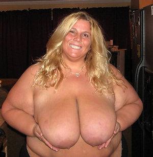 Naughty bbw whore wife