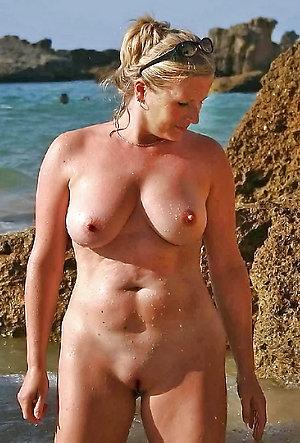 Slutty mature nude beaches