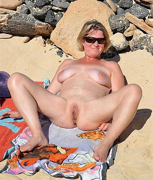 Mature Beach Pictures