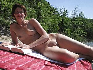 Free mature beach nudists
