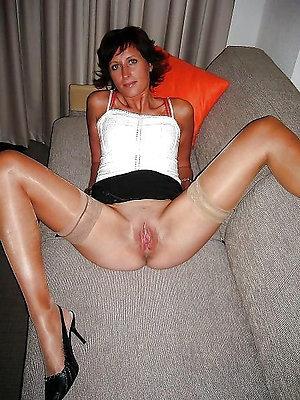 Busty mature stocking sluts
