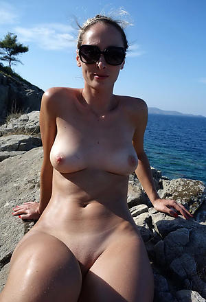 Naked matures on the beach pics
