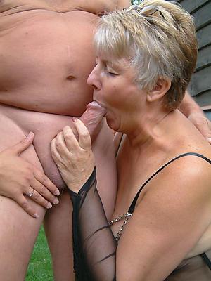 Naughty older women grand blowjobs