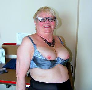 Slutty granny nude women xxx