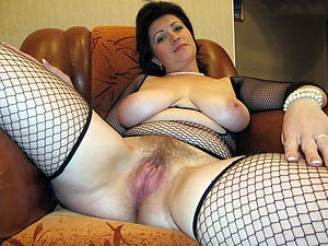 Naughty wet mature cunt never boost