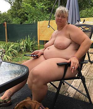 Slutty bbw naked