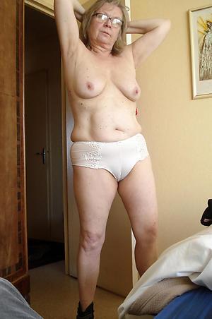 Pretty mature women with small tits